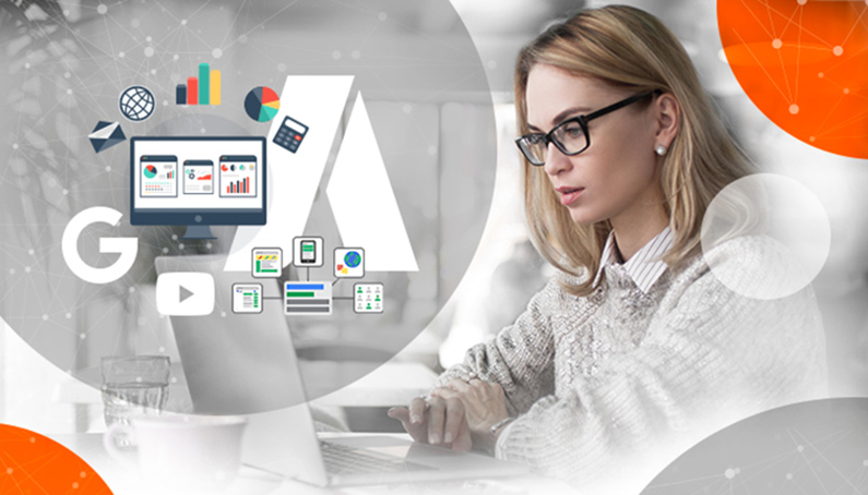 Google sertifikati InternetAcademy Analytics AdWords