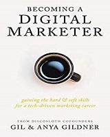 knjiga becoming a digital marketer