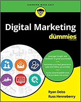 Digital Marketing for Dummies by Ryan Deiss & Russ Henneberry