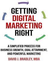 Getting Digital Marketing Right by David J. Bradley