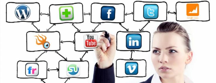 Online PR društvene mreže