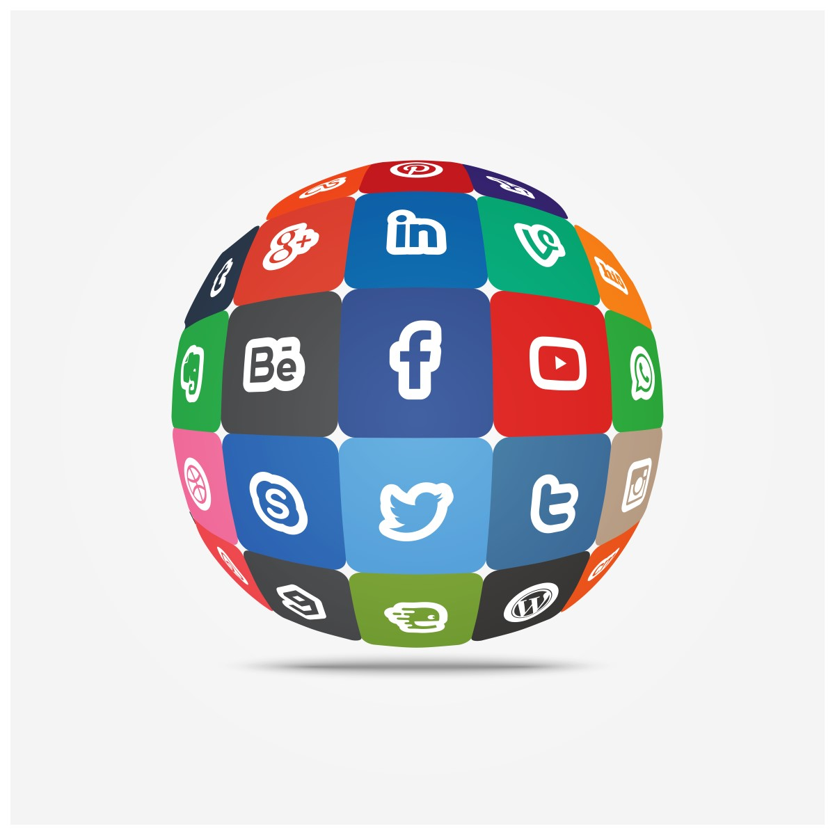 Najpoznatije društvene mreže